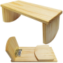 Rocker Meditation Stool